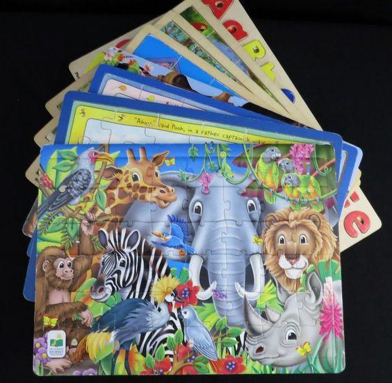 puzzle dzieci